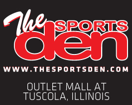 The Sports Den - Outlet Mall at Tuscola, Illinois