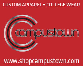 Custom Apparel & College Wear - www.shopcampustown.com